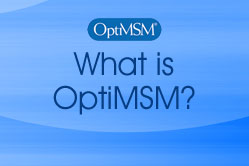 What is OptiMSM?